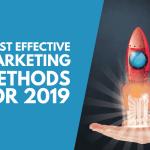 effective marketing methods