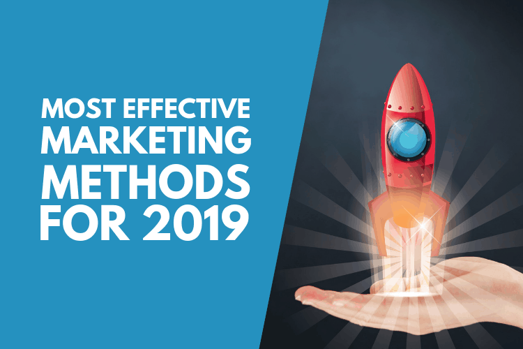 effective marketing methods