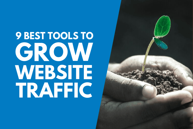 How to grow website traffic